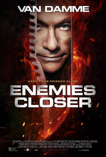 ������� ����� / Enemies Closer (2013) BDRemux 1080p �� MediaClub | P2, A