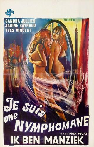 Изображение для Я – нимфоманка / Je suis une nymphomane (1971) DVDRip (кликните для просмотра полного изображения)